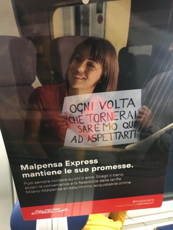 Novità Malpensa Express D9346410