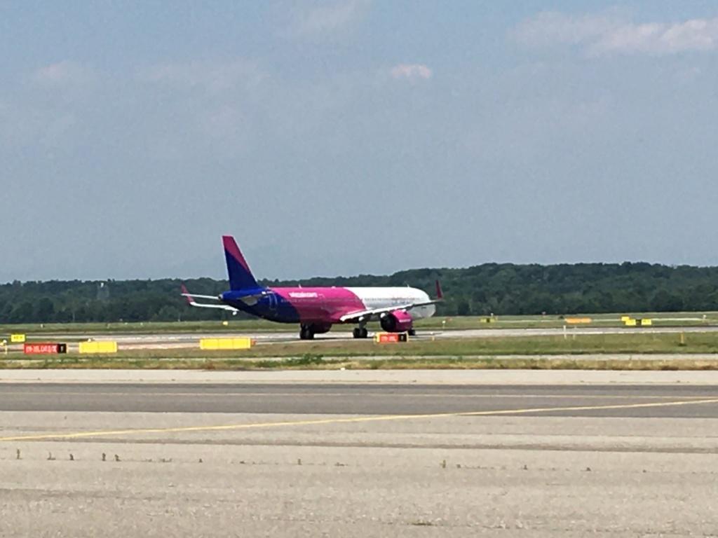 WizzAir MXP/BGY e inaugurazione base MXP  Ecd8e910
