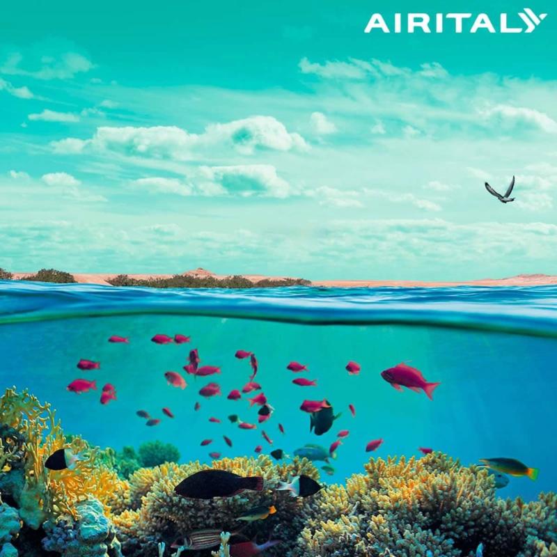 Pubblicità Airitaly F124c710