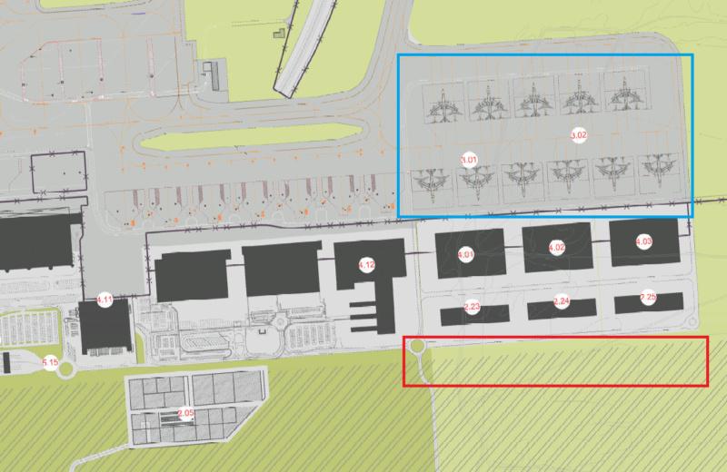 Malpensa Masterplan. Mappa_10