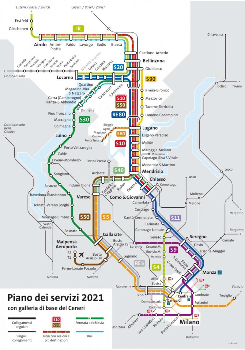 Novità Malpensa Express Mappa_11