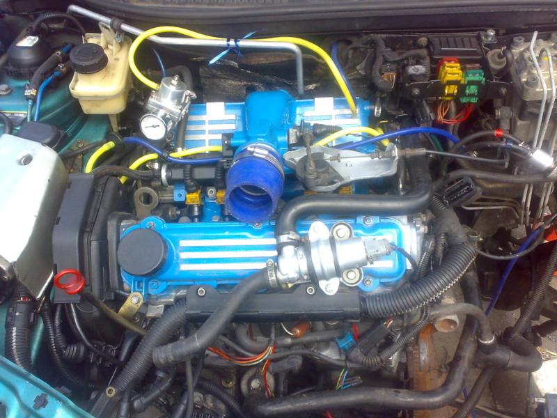 FIAT PUNTO GT de l'île de la Réunion 21052010
