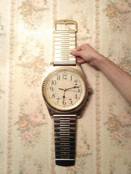 Мои часы – тест кирраана 5573a910