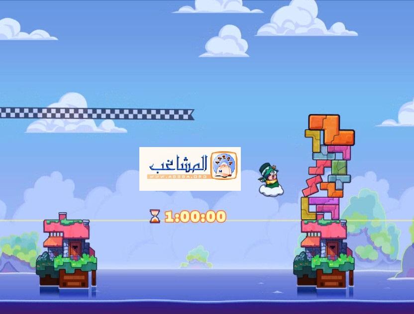 لعبة Tricky Towers المسلية 2020-011