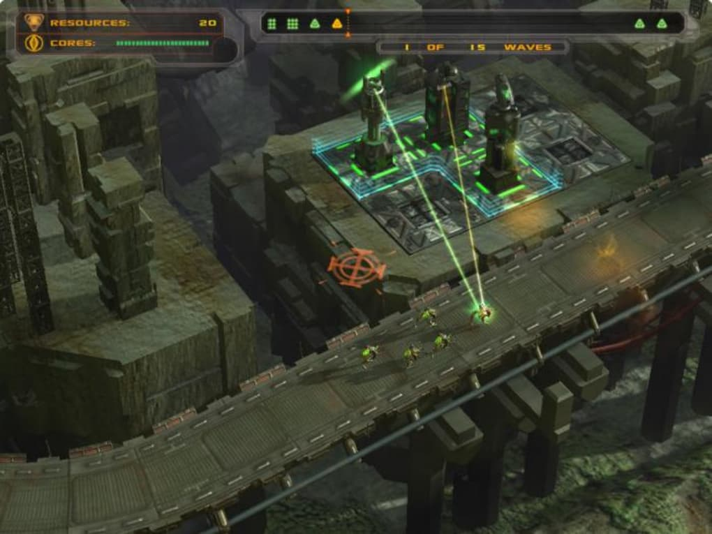 لعبة Defense Grid  Defens10