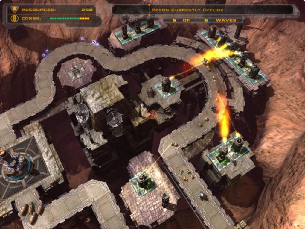 لعبة Defense Grid  Defens11