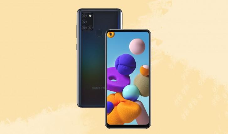 هاتف Galaxy A21s الجديد Samsun11