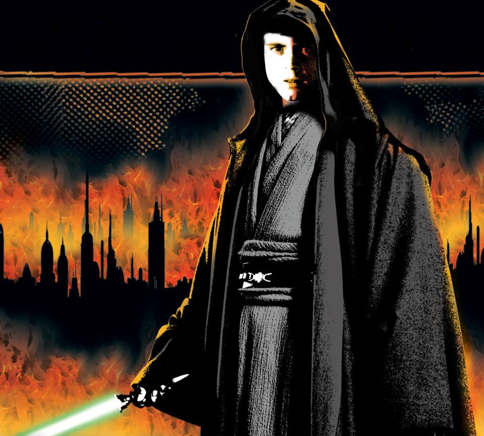 Luke Skywalker vs. Yoda & Vader 67449610