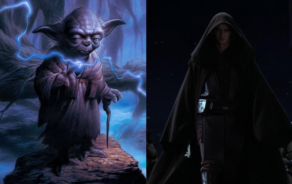Luke Skywalker vs. Yoda & Vader 67449710