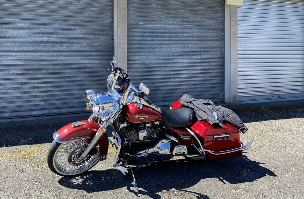Ma road king version californienne  Bf8b7b10