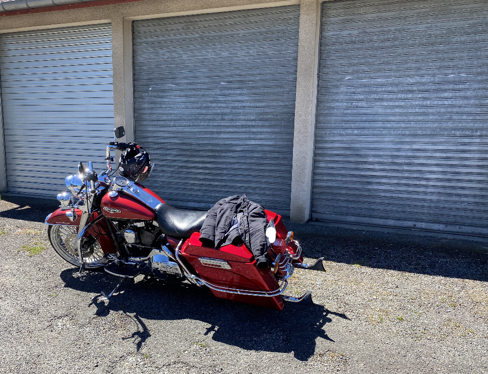 Ma road king version californienne  C9e5a910