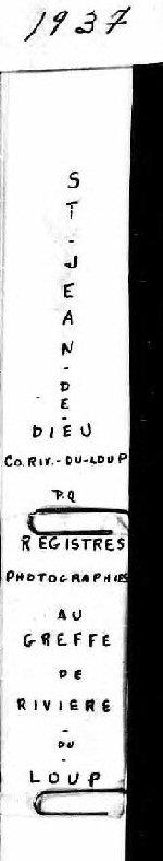 BEAULIEU Jean-Claude - Recherche Acte Baptême    Acte_d23