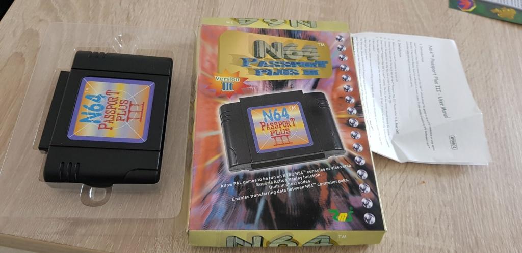 [Acht] jeux SNES NES GC  N64 Mms_2012