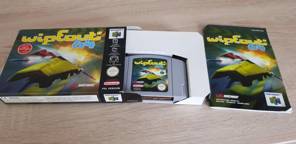 [Acht] jeux SNES NES GC  N64 Mms_2014