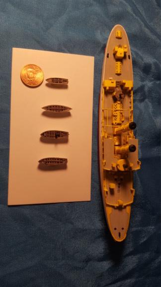 canonnière SMS Iltis 1898 scratch 1/350 - Page 2 20190920