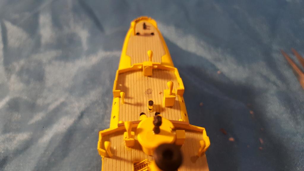 canonnière SMS Iltis 1898 scratch 1/350 - Page 3 20190935