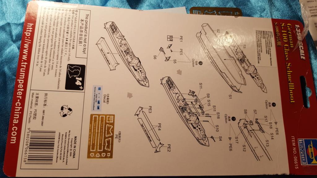 schnellboot 1/350 diorama 20191211