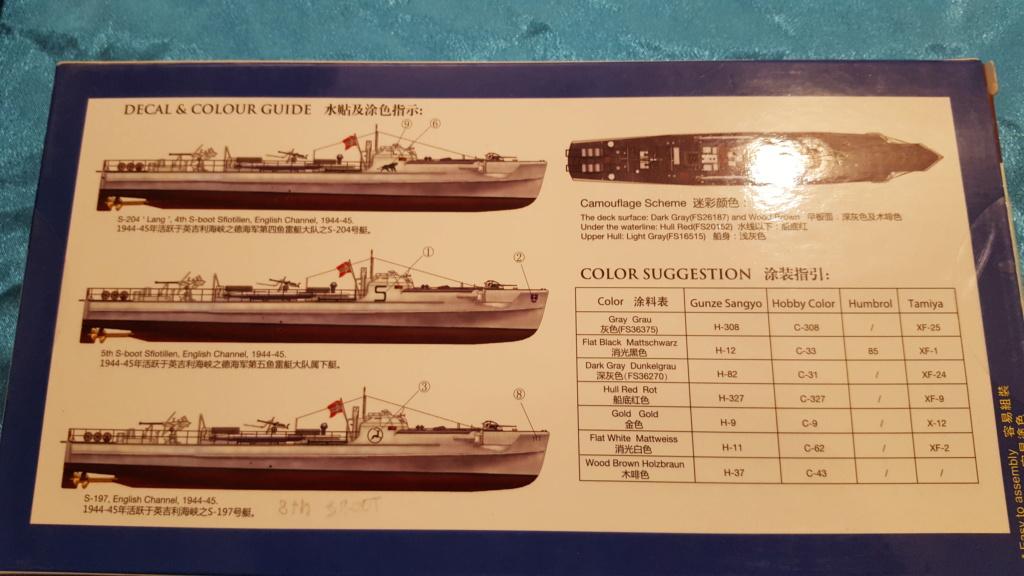 schnellboot 1/350 diorama 20191214