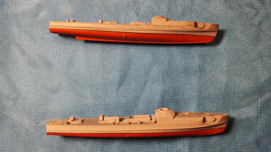 schnellboot 1/350 diorama 20191222