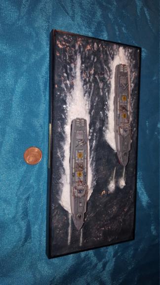 schnellboot 1/350 diorama - Page 2 20191235