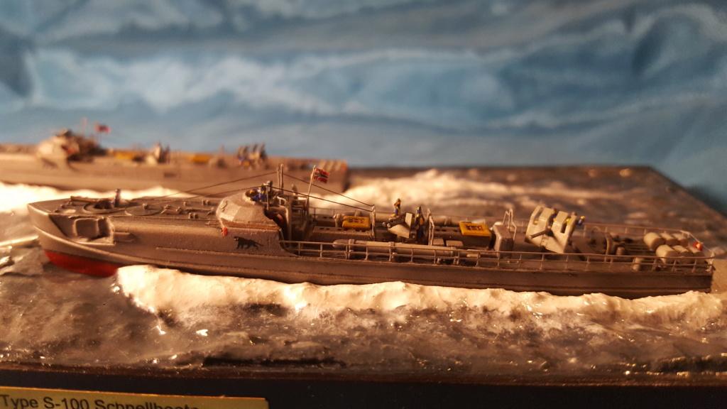 schnellboot 1/350 diorama - Page 2 20191243