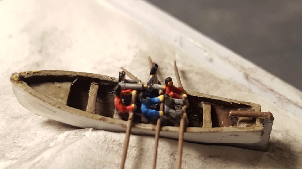 U-boot type VII A 1/350 hobby boss ( diorama ) 20191247