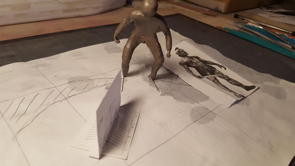 jason et les argonautes 1/350 projet diorama 20200133