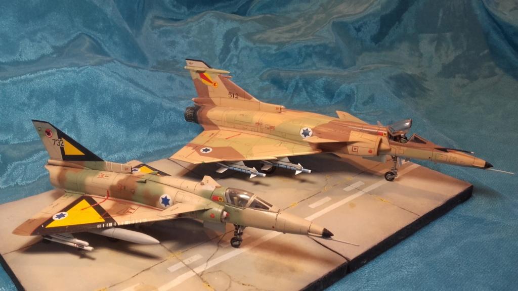 diorama what-if super kfir et M113 Hawk 1/172 italéri scratch 20211202