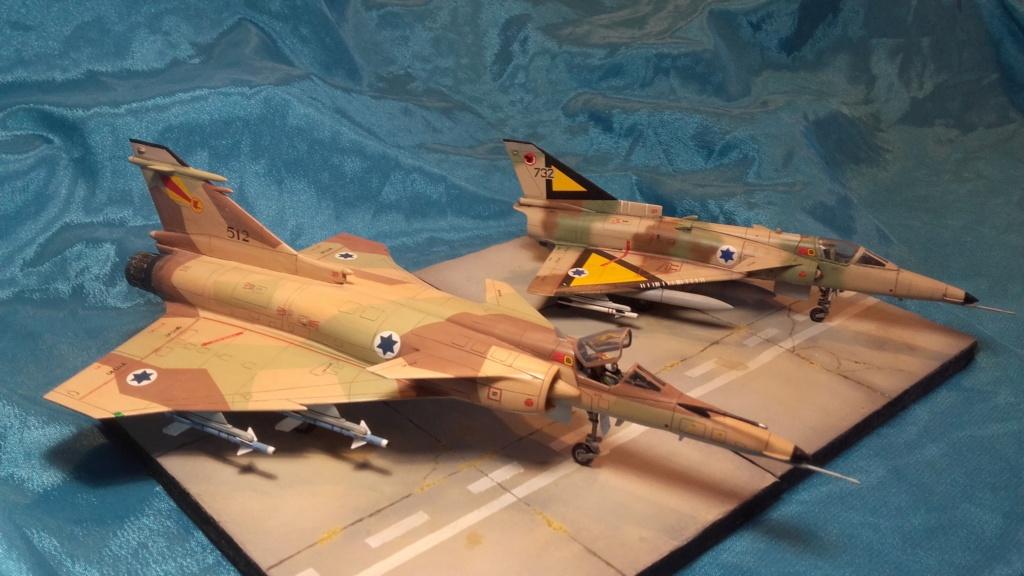 diorama what-if super kfir et M113 Hawk 1/172 italéri scratch 20211203