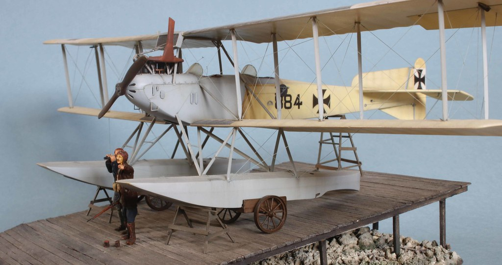 SMS Wolf corsaire allemand WW1 1/350 scratch - Page 2 45470110