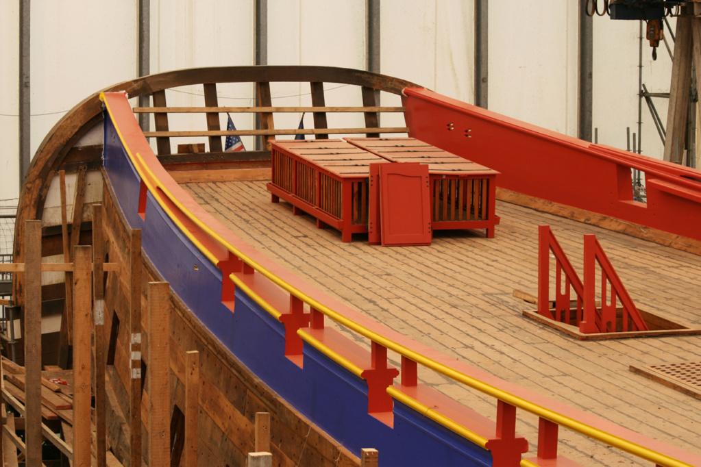 Mon deuxième bateau de Mantua/Sergal,le Soleil royal au 1/77éme de 1669 - Page 7 Hermio10