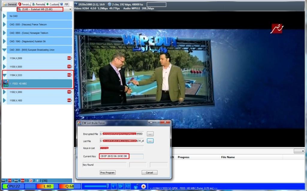 MBC MASR - Eutelsat 21.5°E   Feed_h10