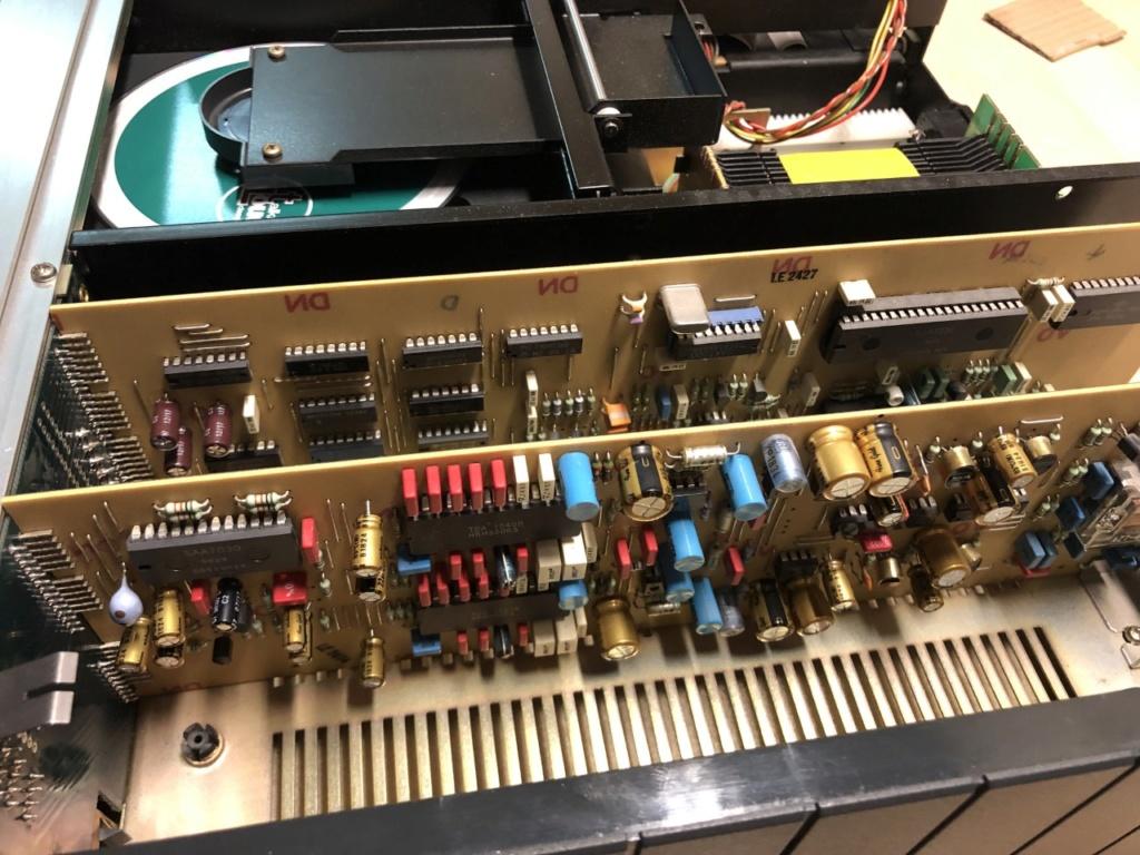 Revox B225 + Recap + Cable de red IEC Thumbn83