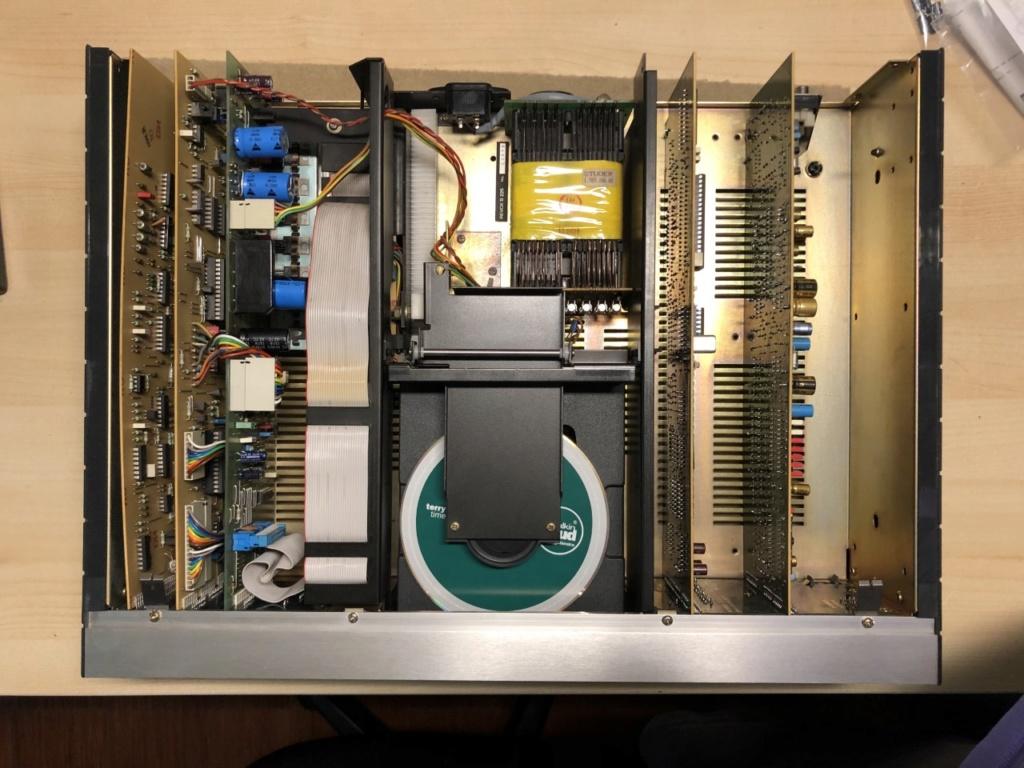 Revox B225 + Recap + Cable de red IEC Thumbn84