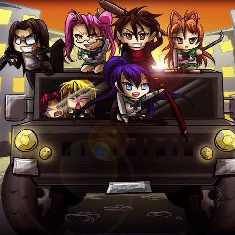 Busco Recursos de Highschool Of Dead 15698210