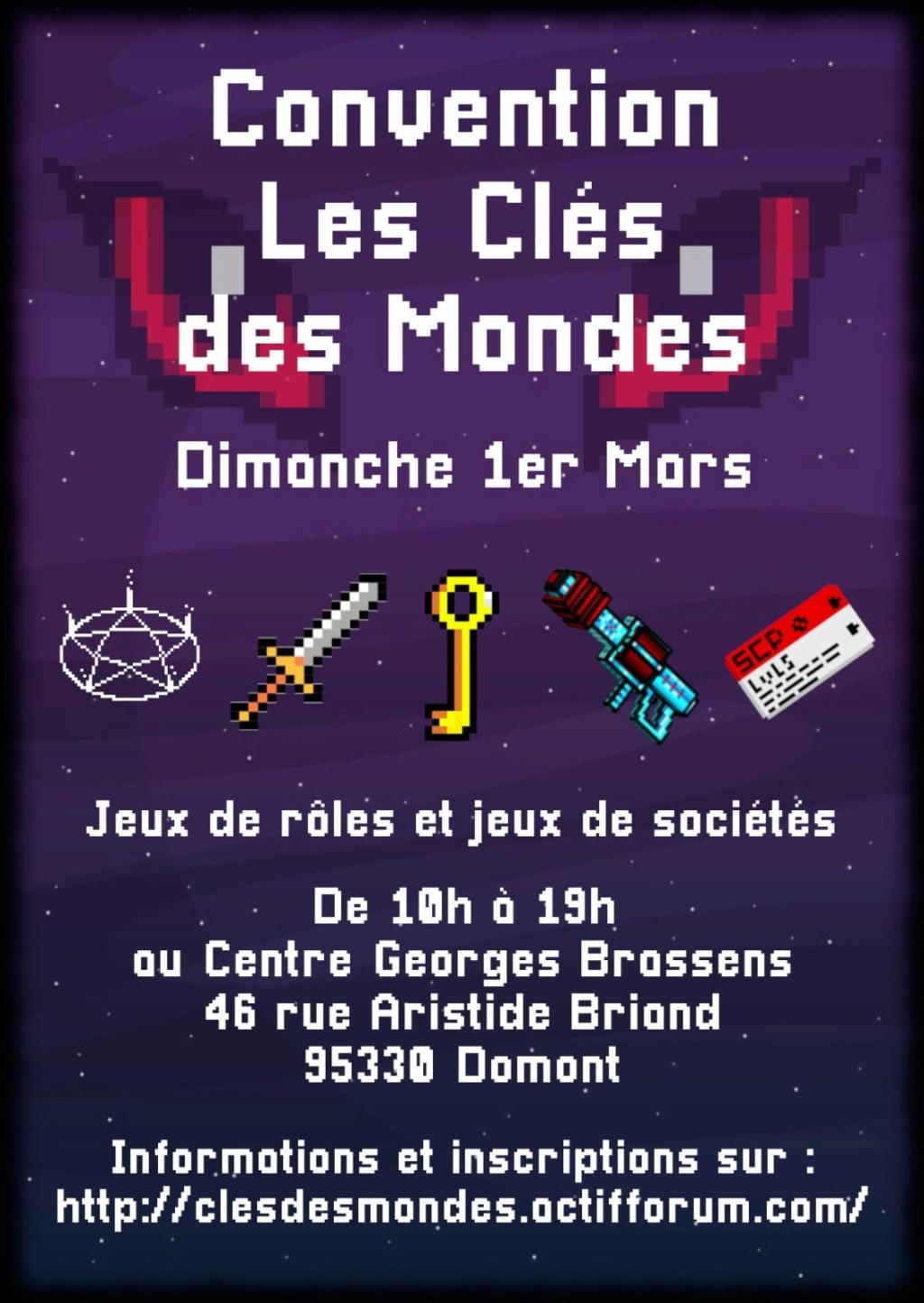Convention Clés des mondes Flyer_13