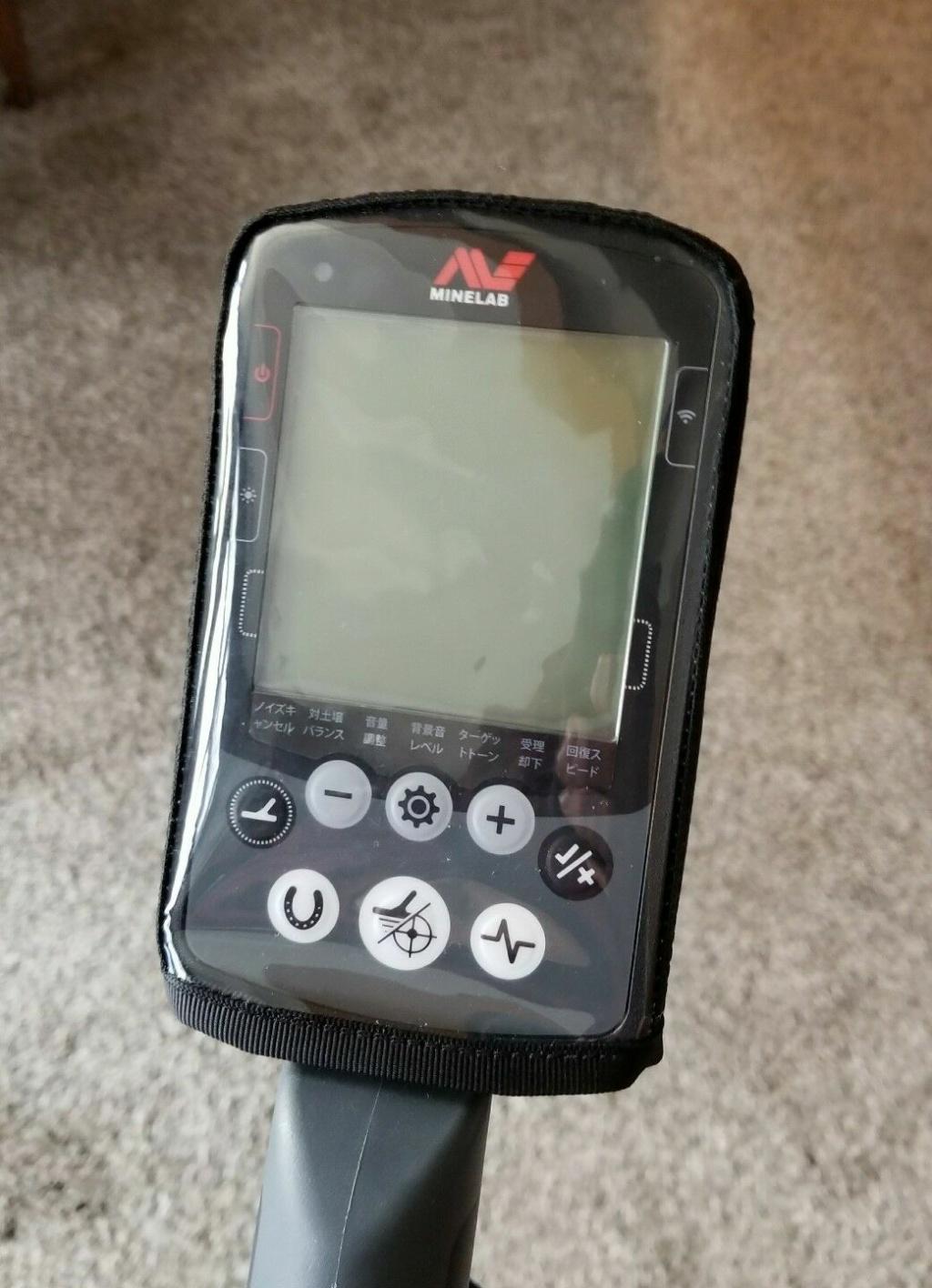 Търся протектор за екрана на Minelab Equinox S-l16010