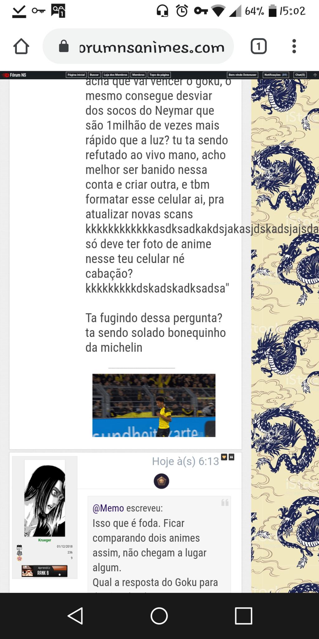 Madara Jinchuuriki vs Goku SSJ - Página 3 Screen95