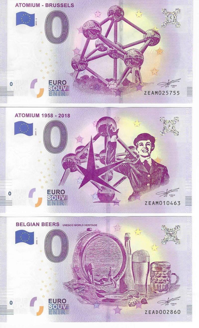 "BILLETES ""O"" (ZERO) EUROS.................(en general) - Página 18 2021-013"