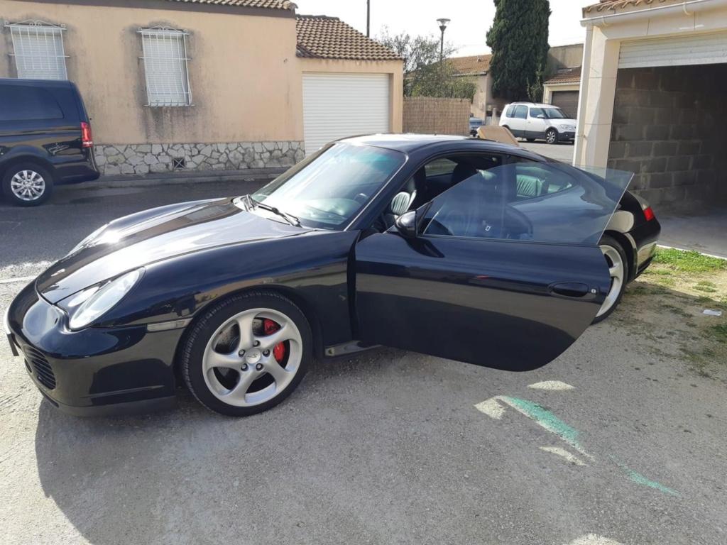 Une 996 4S tiptronic de 2003 pour 27000€ Dcbf6410