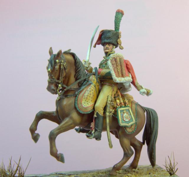 Officier chasseur à cheval métal modeles Dsc_111
