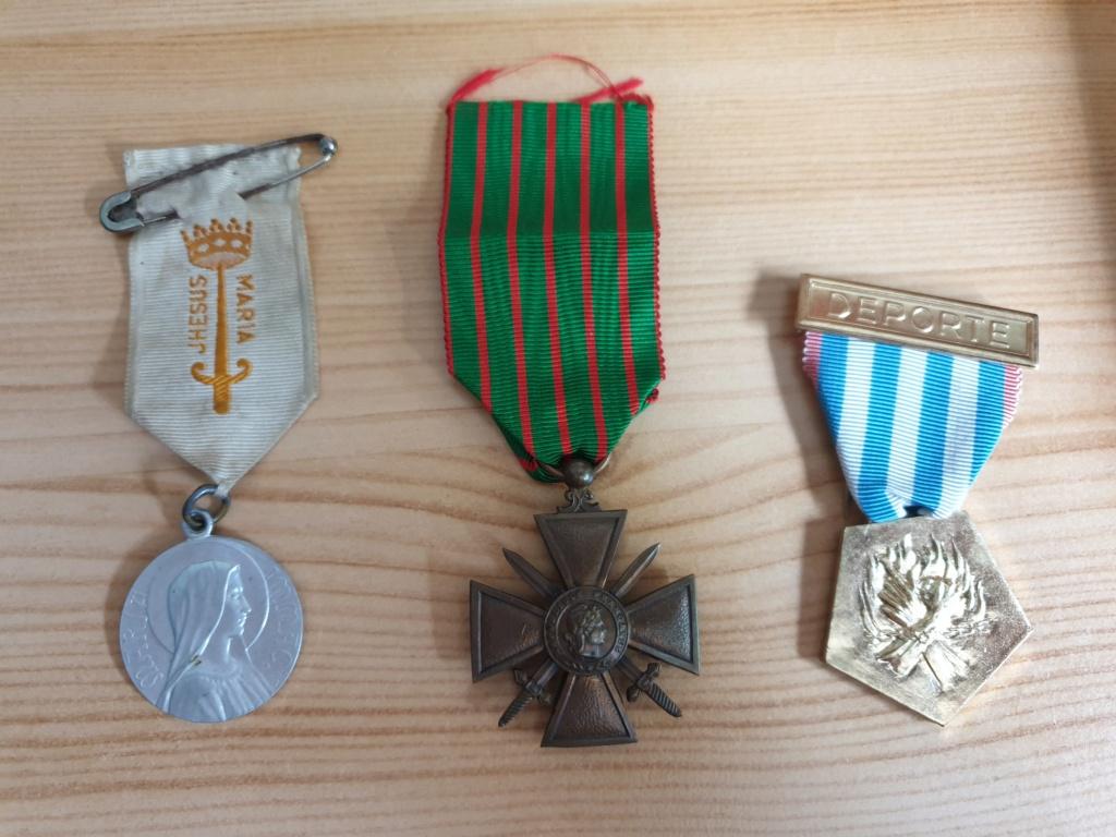 Mes medailles 20200912