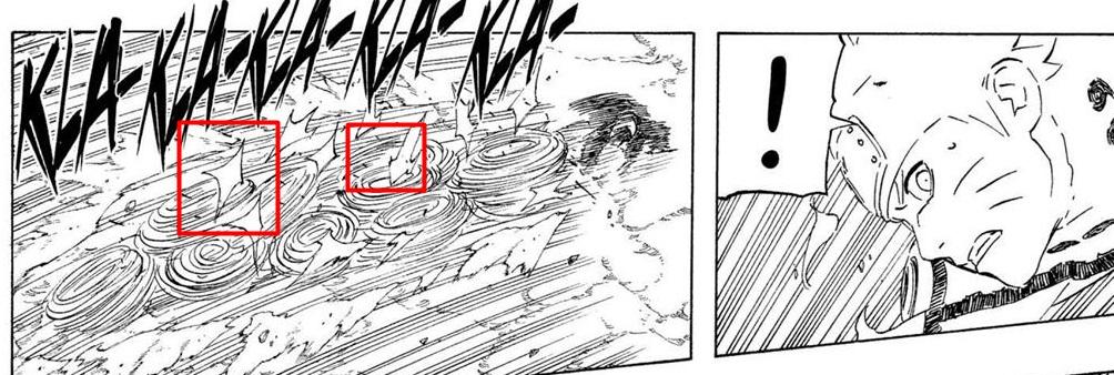 Hinata NÃO acertou o Pain no mangá. Itachi10