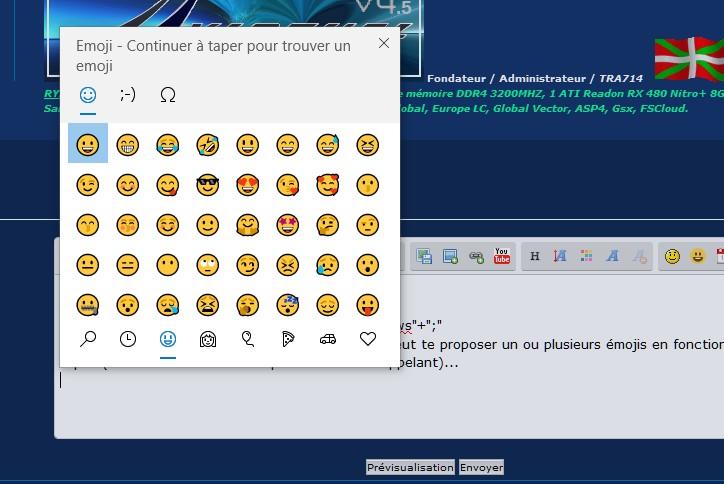 Consultation du forum - Page 3 Emojis10