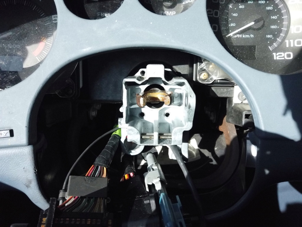 steering column support  16bb2b10