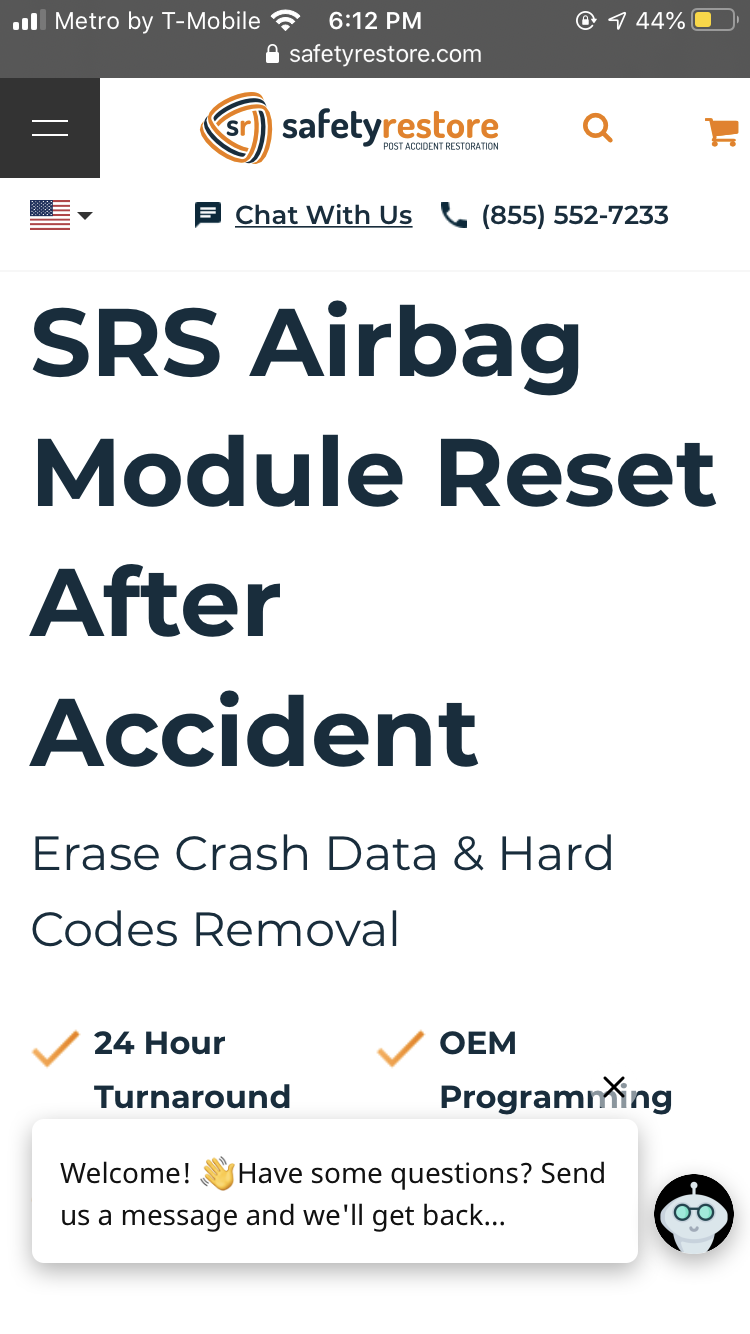Update on airbag replacement  26a09d10