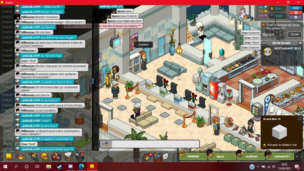 [R.] - Rapport de RP de :.android.:=VIP - Page 2 139