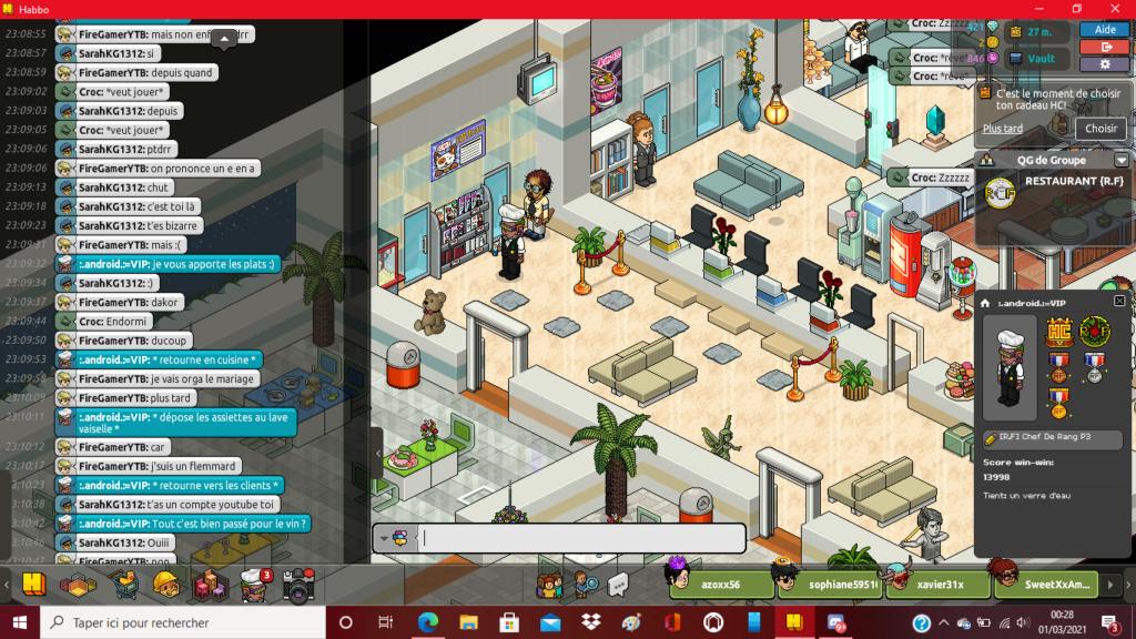 [R.] - Rapport de RP de :.android.:=VIP 2010
