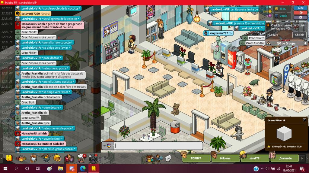 [R.] - Rapport de RP de :.android.:=VIP - Page 2 2011