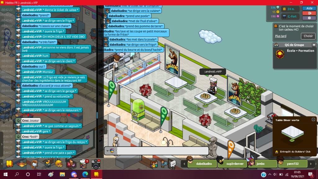 [R.] - Rapport de RP de :.android.:=VIP - Page 3 266